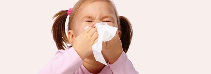Sick Child With Coronavirus in Green Bay WI